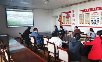 马克思主义威廉希尔体育党支部热议庆祝中华人民共和国成立70周年活动